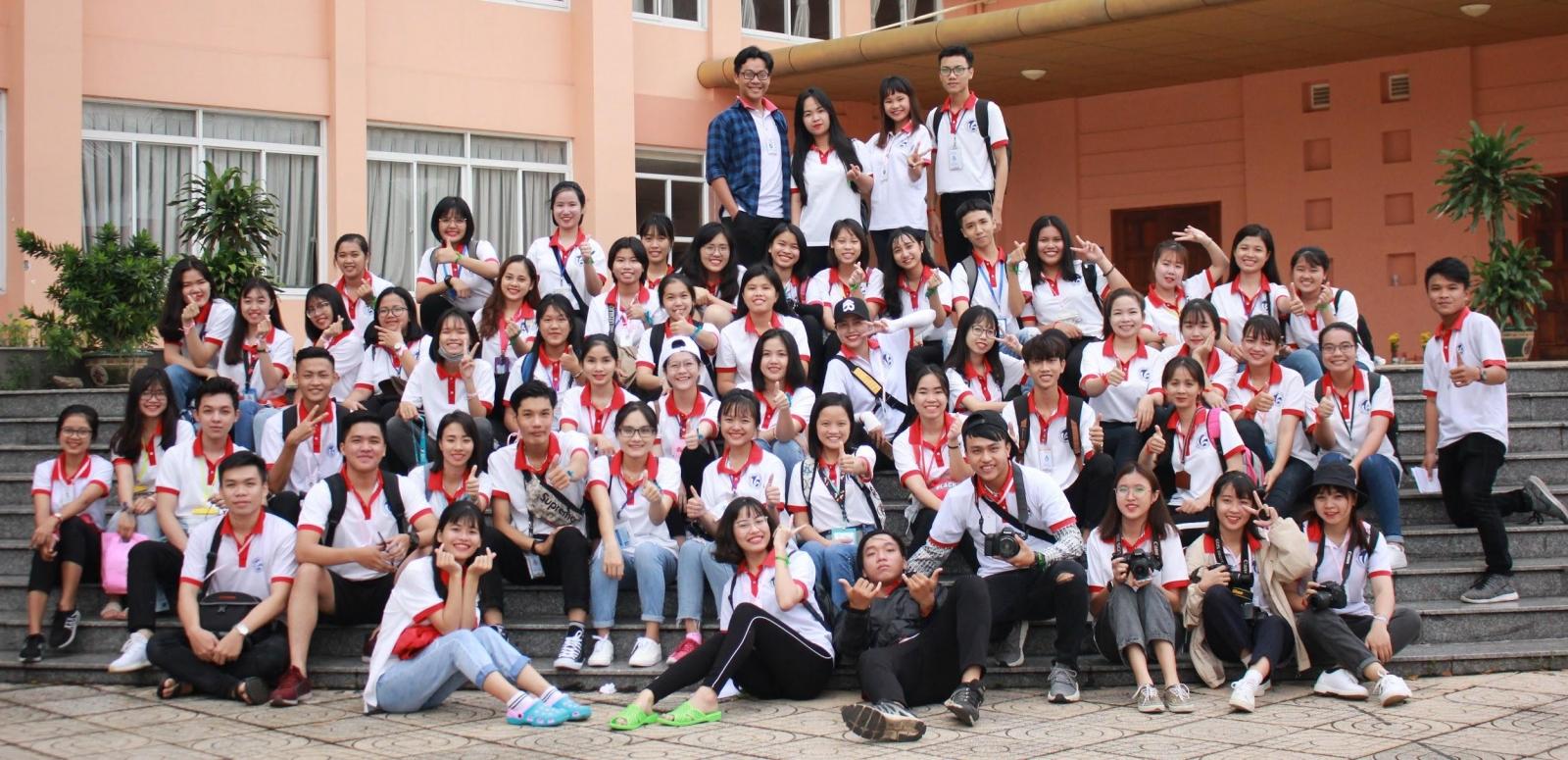 Giao lưu Tân sinh viên 2018